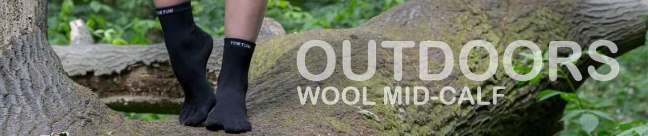 Wool High-Crew