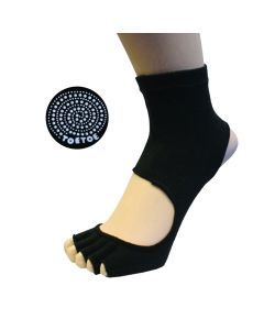 YOGA&PILATES - Anti-Slip Sole Open Toe&Heel